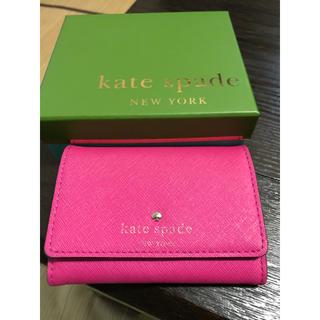 ケイトスペードニューヨーク(kate spade new york)の【タイムセール】ケイトスペード(名刺入れ/定期入れ)