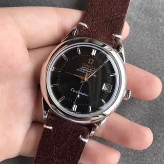 オメガ(OMEGA)のオメガ シーマスター コーアクシャル アクアテラ クロノメーター90(腕時計(アナログ))