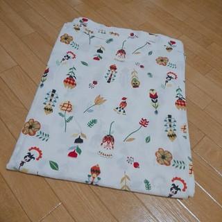イケア(IKEA)のIKEA 掛け布団カバー シングル 花柄(シーツ/カバー)