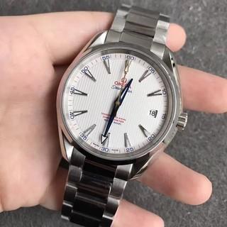 オメガ(OMEGA)のオメガ シーマスター コーアクシャル アクアテラ クロノメーター91(腕時計(アナログ))