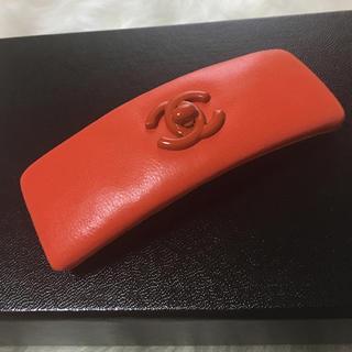 CHANEL - シャネル❤ヴィンテージ ターンロック バレッタ 超美品