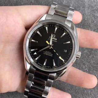 オメガ(OMEGA)のオメガ シーマスター コーアクシャル アクアテラ クロノメーター92(腕時計(アナログ))