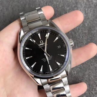 オメガ(OMEGA)のオメガ シーマスター コーアクシャル アクアテラ クロノメーター93(腕時計(アナログ))