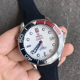オメガ(OMEGA)のオメガ シーマスター コーアクシャル アクアテラ クロノメーター96(腕時計(アナログ))