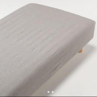 MUJI (無印良品) - 無印良品 SD ボックスシーツ