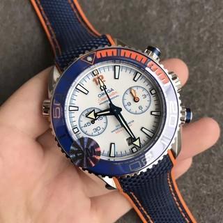 オメガ(OMEGA)のオメガ シーマスター コーアクシャル アクアテラ クロノメーター01(腕時計(アナログ))