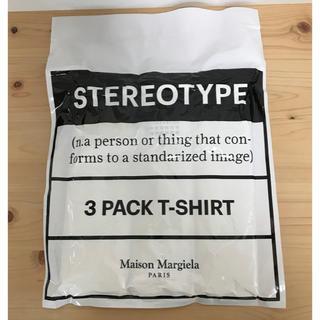 Maison Martin Margiela - メゾン マルジェラ 3枚パックTシャツ M