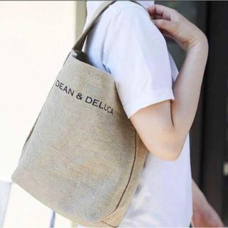 DEAN & DELUCA - 新品 DEAN&DELUCA 2019数量限定発売品 リネントートバッグ S