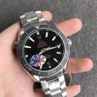 オメガ(OMEGA)のオメガ シーマスター コーアクシャル アクアテラ クロノメーター04(腕時計(アナログ))