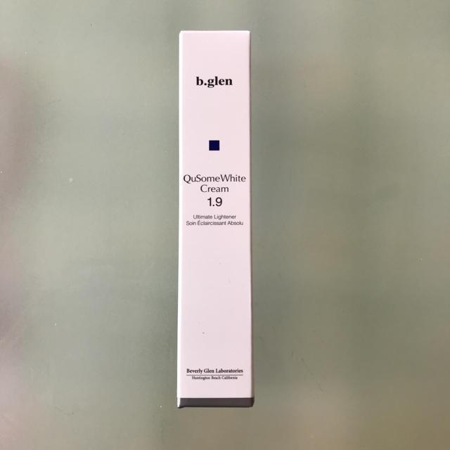 b.glen(ビーグレン)のビーグレン ホワイトクリーム1.9 コスメ/美容のスキンケア/基礎化粧品(フェイスクリーム)の商品写真