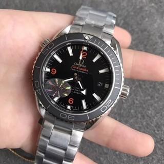 オメガ(OMEGA)のオメガ シーマスター コーアクシャル アクアテラ クロノメーター05(腕時計(アナログ))