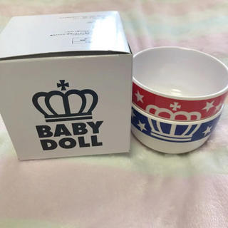 BABYDOLL - baby doll ❤︎ ノベルティ