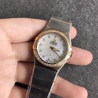 オメガ(OMEGA)のオメガ シーマスター コーアクシャル アクアテラ クロノメーター012(腕時計(アナログ))