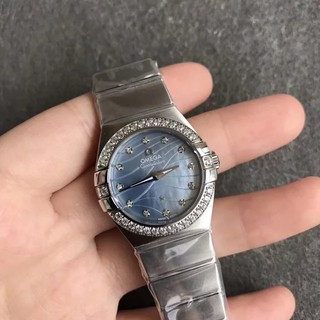 オメガ(OMEGA)のオメガ シーマスター コーアクシャル アクアテラ クロノメーター014(腕時計(アナログ))
