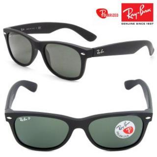 Ray-Ban - RayBan ニューウェイファーラー RB2132 622/58 偏光レンズ