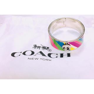 コーチ(COACH)のCOACH  バングル  (ブレスレット/バングル)