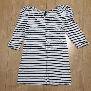 五分袖 Tシャツ(Tシャツ(長袖/七分))