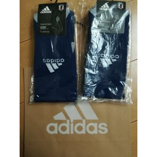 アディダス(adidas)の新品未使用 adidasアディダス JAPAN  ブルー靴下 ソックス(ウェア)