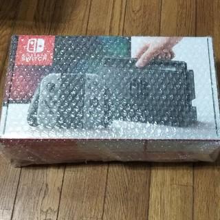 Nintendo Switch - 任天堂Switchグレー 送料無料