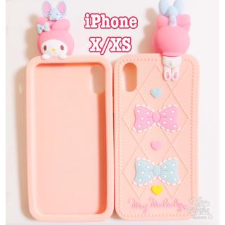 マイメロディ - 新品 ♡ マイメロディ iPhoneX iPhoneXS ケース