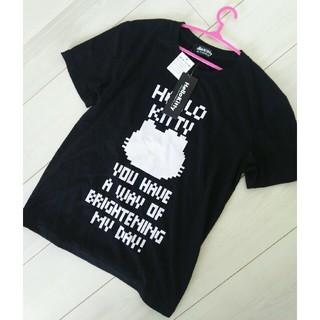 サンリオ(サンリオ)のサンリオ新品HelloKitty160(Tシャツ/カットソー)