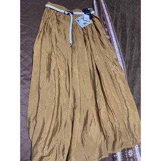 しまむら - しまむら MUMU コラボ スカート  M