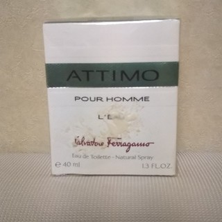 サルヴァトーレフェラガモ(Salvatore Ferragamo)のフェラガモ 香水(ユニセックス)