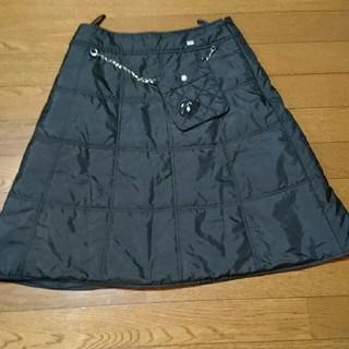 M'S GRACY - エムズグレイシー  キルティングスカート  38