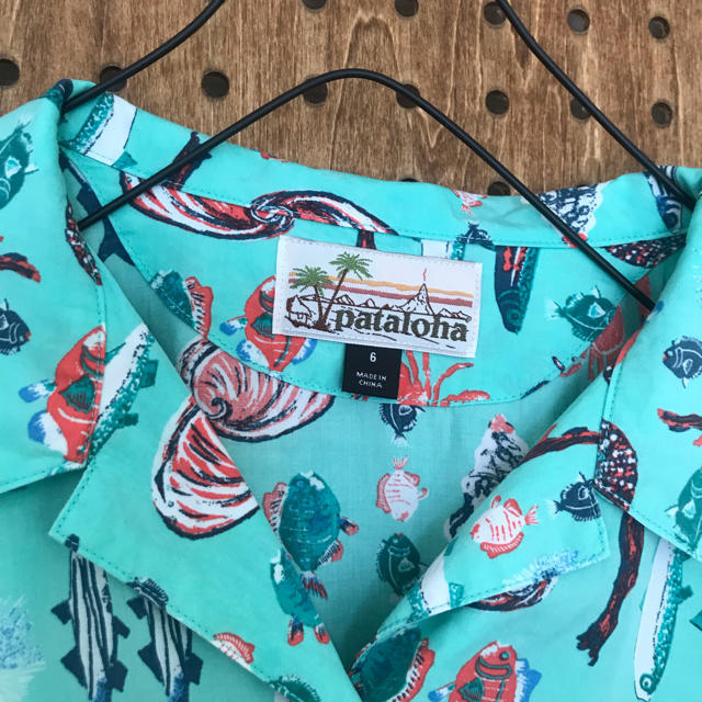 patagonia(パタゴニア)のPataloha Shirts アロハシャツ patagonia レディースのトップス(シャツ/ブラウス(半袖/袖なし))の商品写真