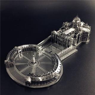 3Dメタルパズル サン・ピエトロ大聖堂(簡易パッケージ版)