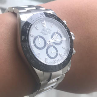 ロレックス(ROLEX)のデイトナ (腕時計(アナログ))
