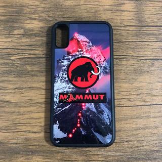 マムート(Mammut)のマムート iphone ケース x xs(その他)