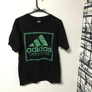 アディダス(adidas)のアディダス風 Tシャツ Lサイズ(Tシャツ(長袖/七分))