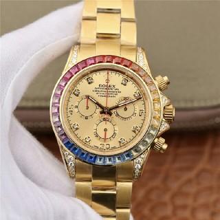 ロレックス(ROLEX)のローレストテトラ-116598 RBOWシリーズ(腕時計(アナログ))