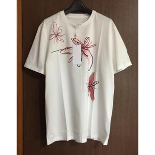 Maison Martin Margiela - 52新品58%off マルジェラ フラワープリント Tシャツ 18SS