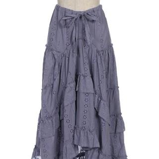 axes femme - ❮新品未使用♪❯axes femme ティアードフリルスカート♪