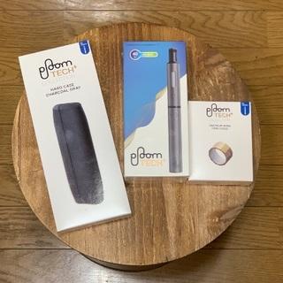 プルームテック(PloomTECH)のPloom TECH+(プルーム・テックプラス)アクセサリー付セット新品(タバコグッズ)