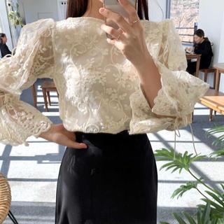 dholic - 新品 レースブラウス 韓国ファッション
