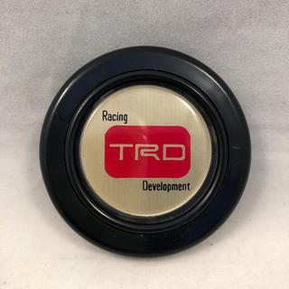 トヨタ(トヨタ)のTRD ステアリングホーンボタン(車内アクセサリ)