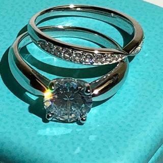 Tiffany & Co. - 人気のTiffany & Co 指輪
