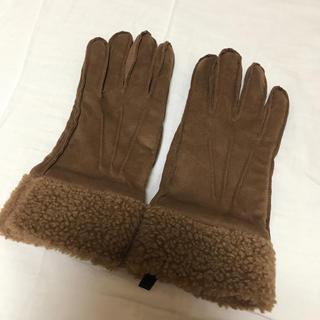 ユニクロ(UNIQLO)のユニクロ 手袋(11/30に処分予定)(手袋)