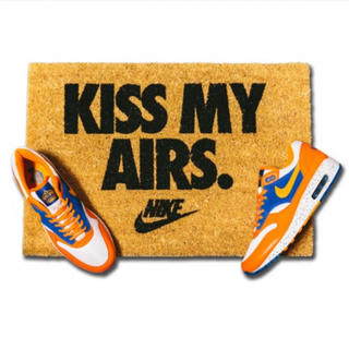 NIKE - NIKE MAT マット OVERKILL KISS MY AIRS