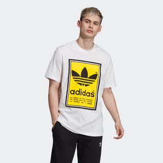アディダス(adidas)のAdidas アディダスオリジナルス  メンズTシャツ ED6937 Mサイズ(Tシャツ/カットソー(半袖/袖なし))
