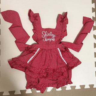 Shirley Temple - シャーリー ロンパース