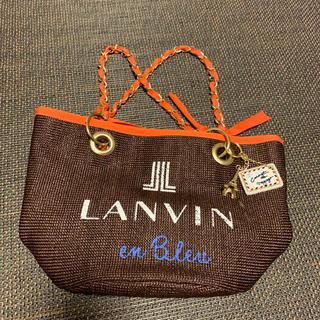 ランバンオンブルー(LANVIN en Bleu)のランバンオンブルー バッグ(その他)