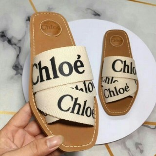Chloe - 美品Chloe サンダル 23.5cm
