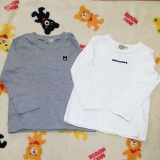 ミキハウス(mikihouse)のミキハウスセット☆100cm(Tシャツ/カットソー)