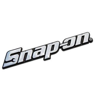 【530】 SNAP-ON エンブレム Sサイズ スナップオン 樹脂製