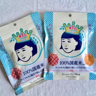 石澤研究所 - 毛穴撫子 お米のマスク 10枚