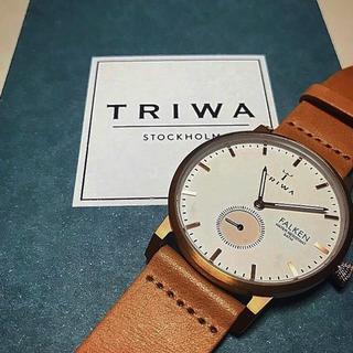 b0b0621f48 トリワ(TRIWA)のトリワ 腕時計 レディース (腕時計)